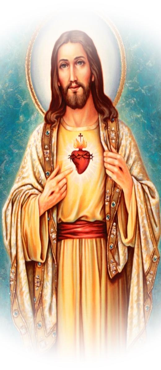 Junho - Mês do Coração de Jesus