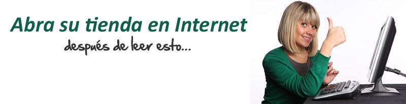 Abra su tienda en Internet (después de leer esto)