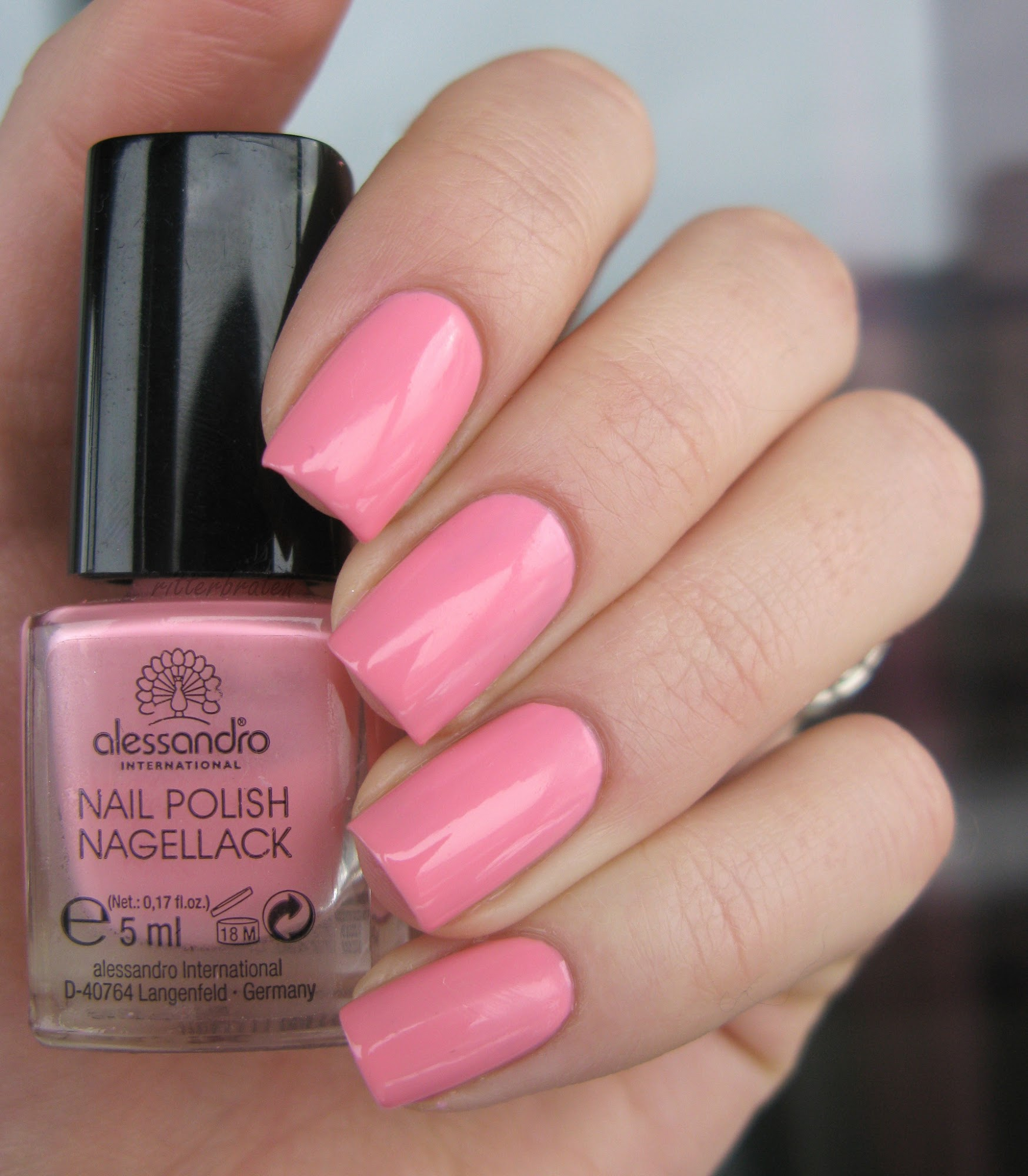 Alessandro Candy Floss Pink