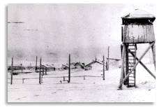 Sibérie : camp