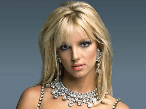 Britney Spares Hairstyles