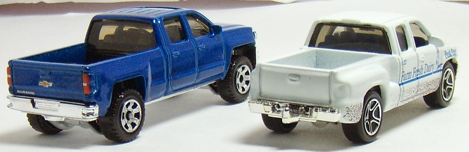 ... 2014, 2005, 1999 Chevy Silverado and 2000 GMC Terradyne Concept