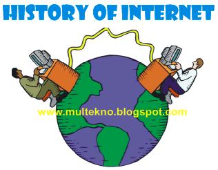 Sejarah Singkat Lahirnya Internet