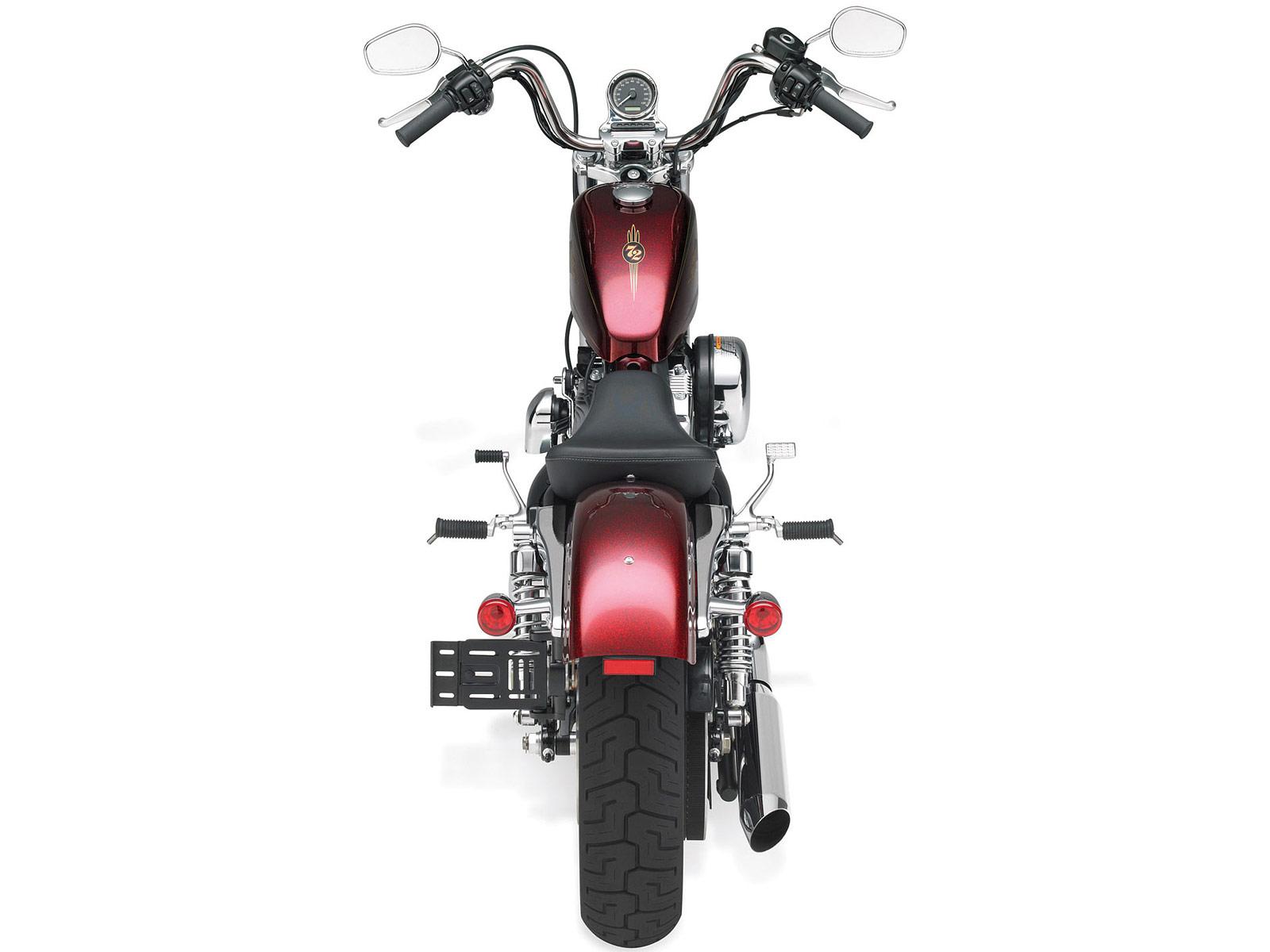 Custom Harley-Davidson Seventy-Two