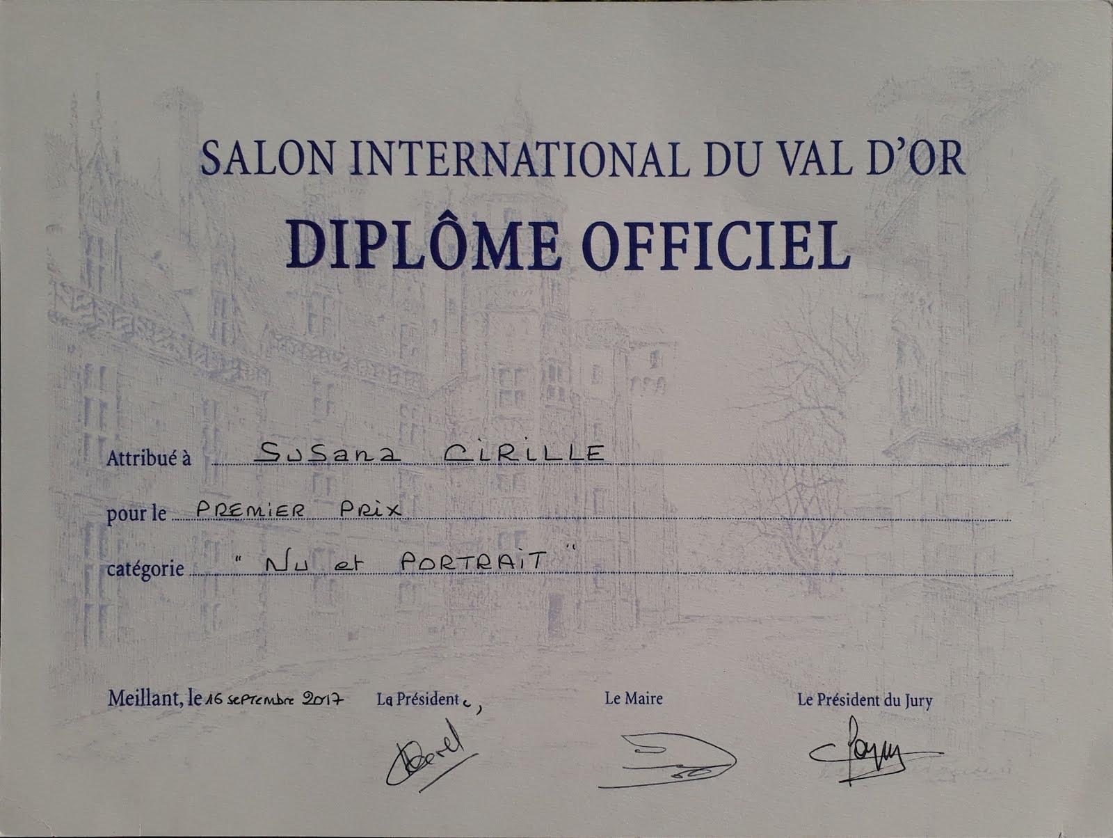 Francia - Salón du Val d'Or 2017