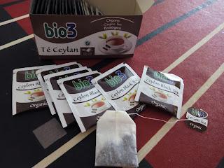 Bio3 Té Ceylan Ecológico