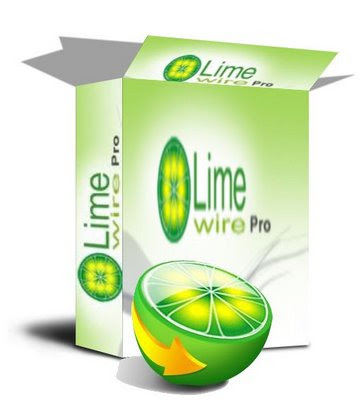 Share the files you want through LimeWire