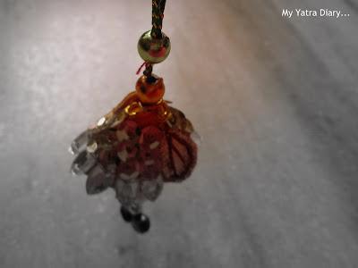 A lumba hangs...with a promise, Raksha Bandhan