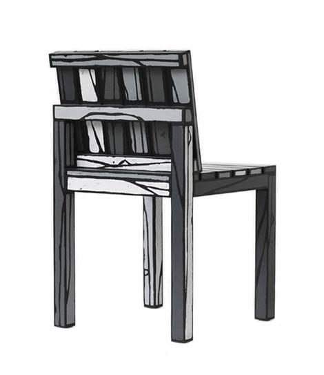 Logo chair by sebastian wrong and richard woods designcombo Richard woods designs