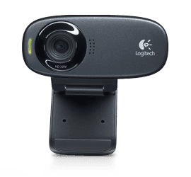 Webcam terpisah