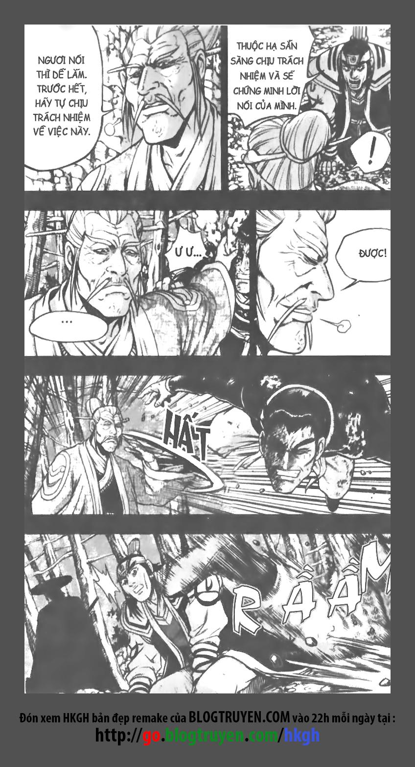 Hiệp Khách Giang Hồ chap 343 page 16 - IZTruyenTranh.com