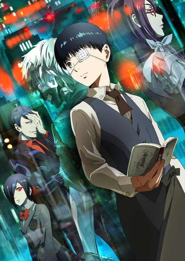 Tokyo Ghoul tainies online oipeirates