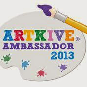I'm an ArtKive Ambassador