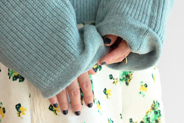 Knitting Journal Char Loving : Toga pulla merino wool knit pullover love journal