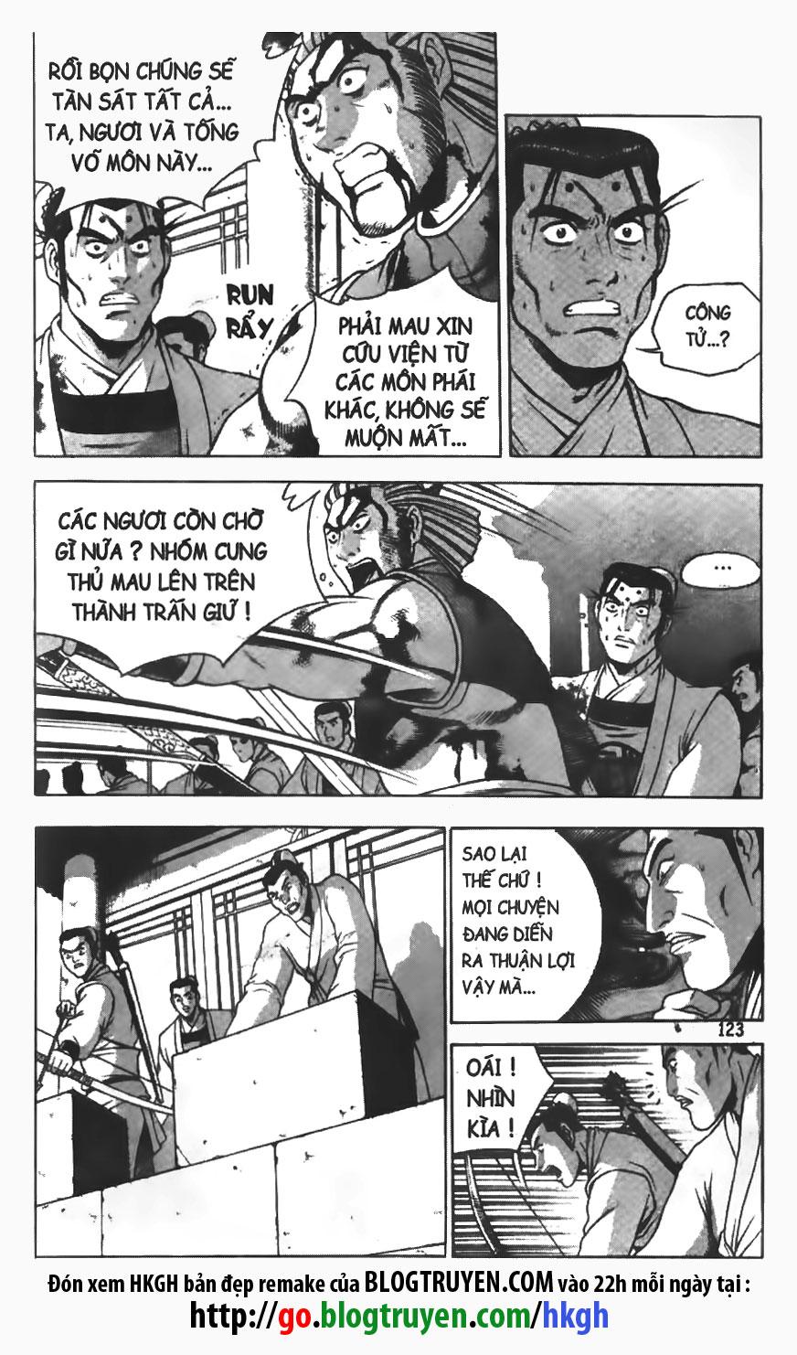 Hiệp Khách Giang Hồ chap 205 Trang 15 - Mangak.info