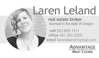 Laren Leland, Real Estate Broker