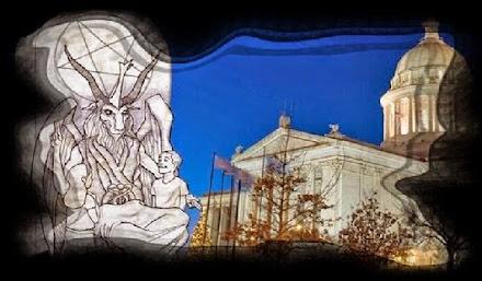 Satanic Temple - BApHoMEt, Oklahoma State Capitol ♆