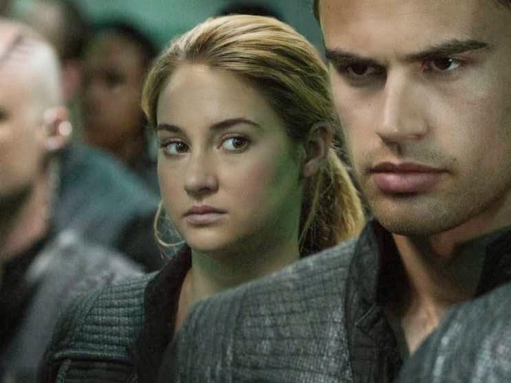 Divergent / ダイバージェント ~シェイリーン・ウッドリーとジェニファー・ローレンスの違い