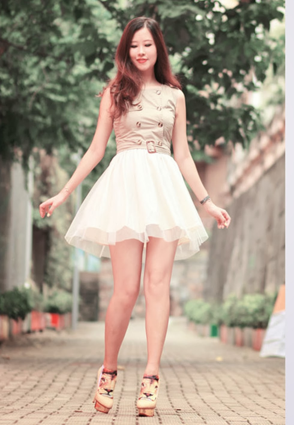 Creative Cute Korean Dresses Online Naf Dresses