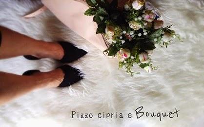 Autore di Pizzo cipria e Bouquet