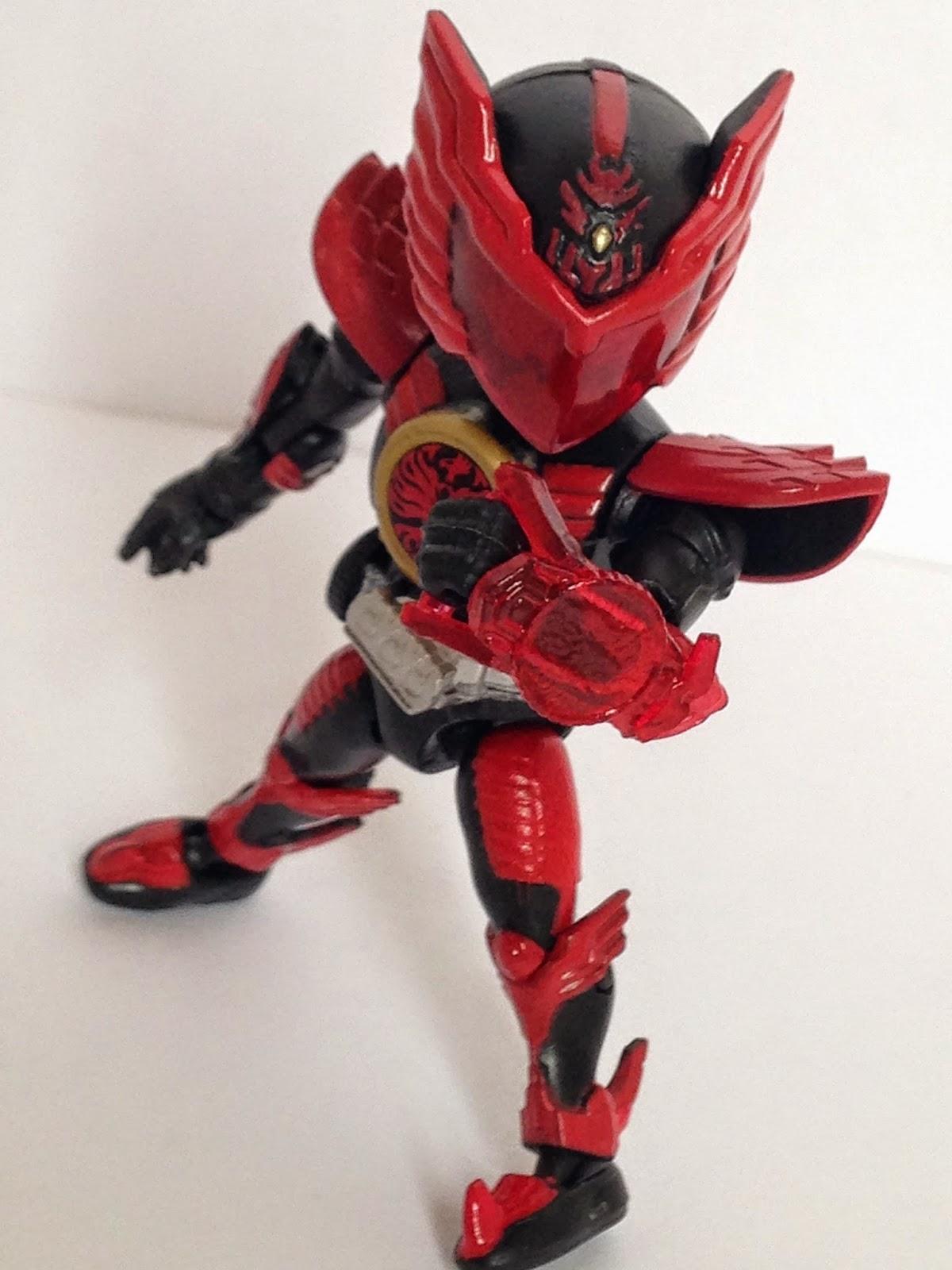 Figure 18 - Kamen Rider OOO Tajador Combo