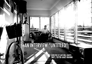 AN INTERVIEW- UNTITLED