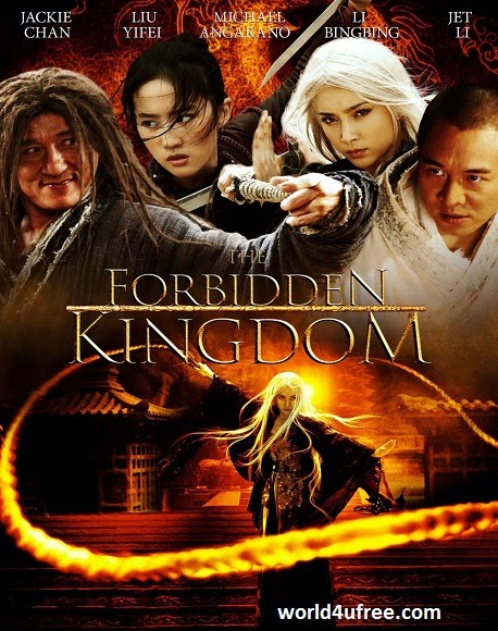 The Forbidden Kingdom 2008 Hindi Dubbed Dual BRRip 480p 300mb
