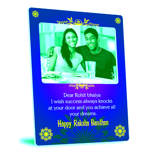 Happy Rakshabandhan Gifts for Brother