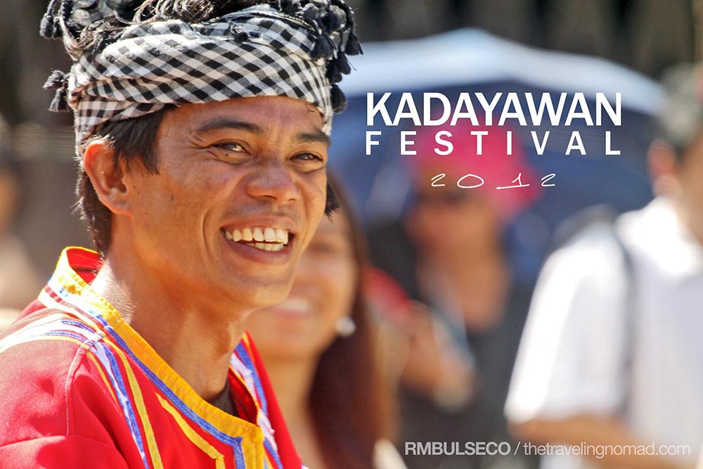 Kadayawan Festival Davao 2012