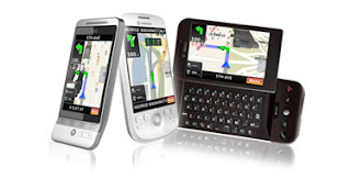Android-Mania hits NDrive Western Europe 1