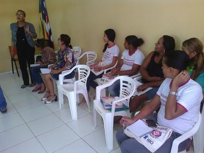 São João do Sóter discute os desafios atuais e o empoderamento das mulheres!!!