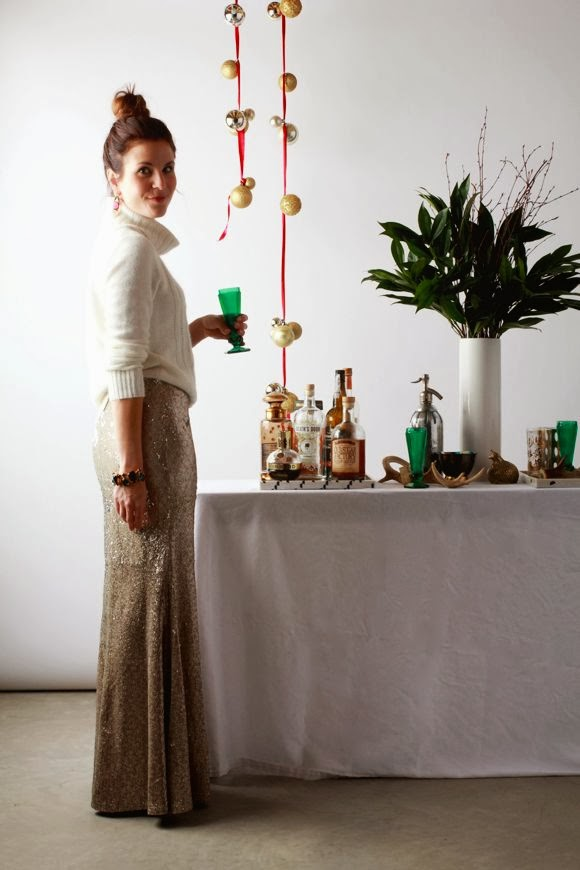 Twirling Clare: Christmas sounds from Anthropologie