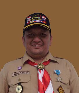 Sekretaris Kwartir Cabang Simeulue