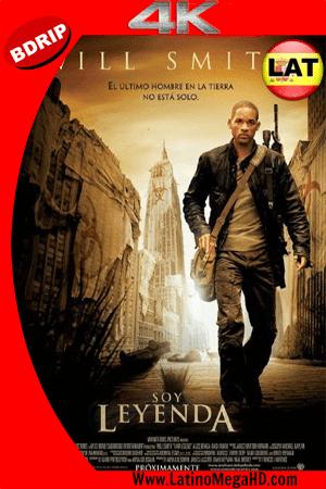 Soy Leyenda (2007) Latino Ultra HD 4K 2160P ()
