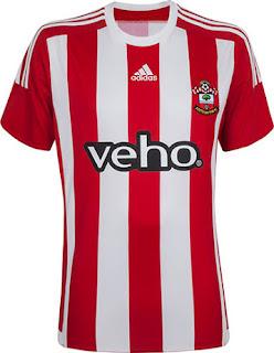 gambar detail Jersey Southamton home Adidas terbaru musim 2015/2016 enkosa sport toko online baju bola terpercaya