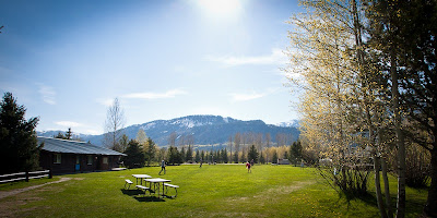 JHBC Jackson Hole Bible College campus