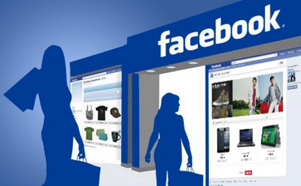 Đại gia buôn hàng trên facebook