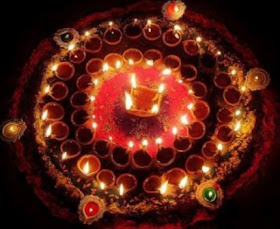 2012 Diwali Rangoli Decoration Ideas & Rangoli Photos
