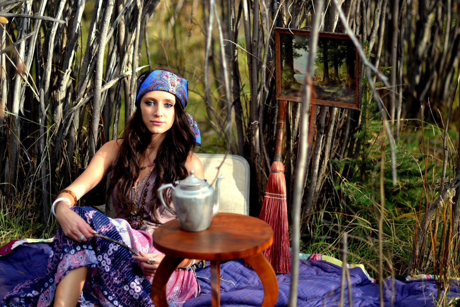 Gypsy photoshoot