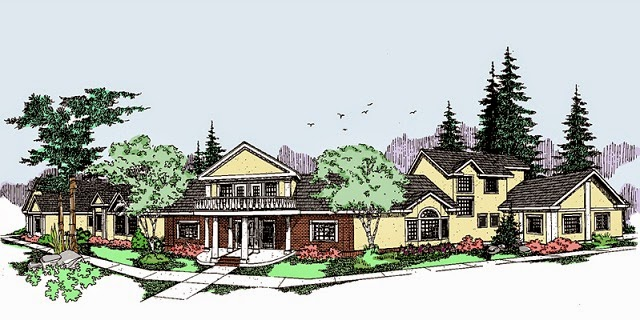 Luxury Multi Family House Plans Ayanahouse - multiple family house plans