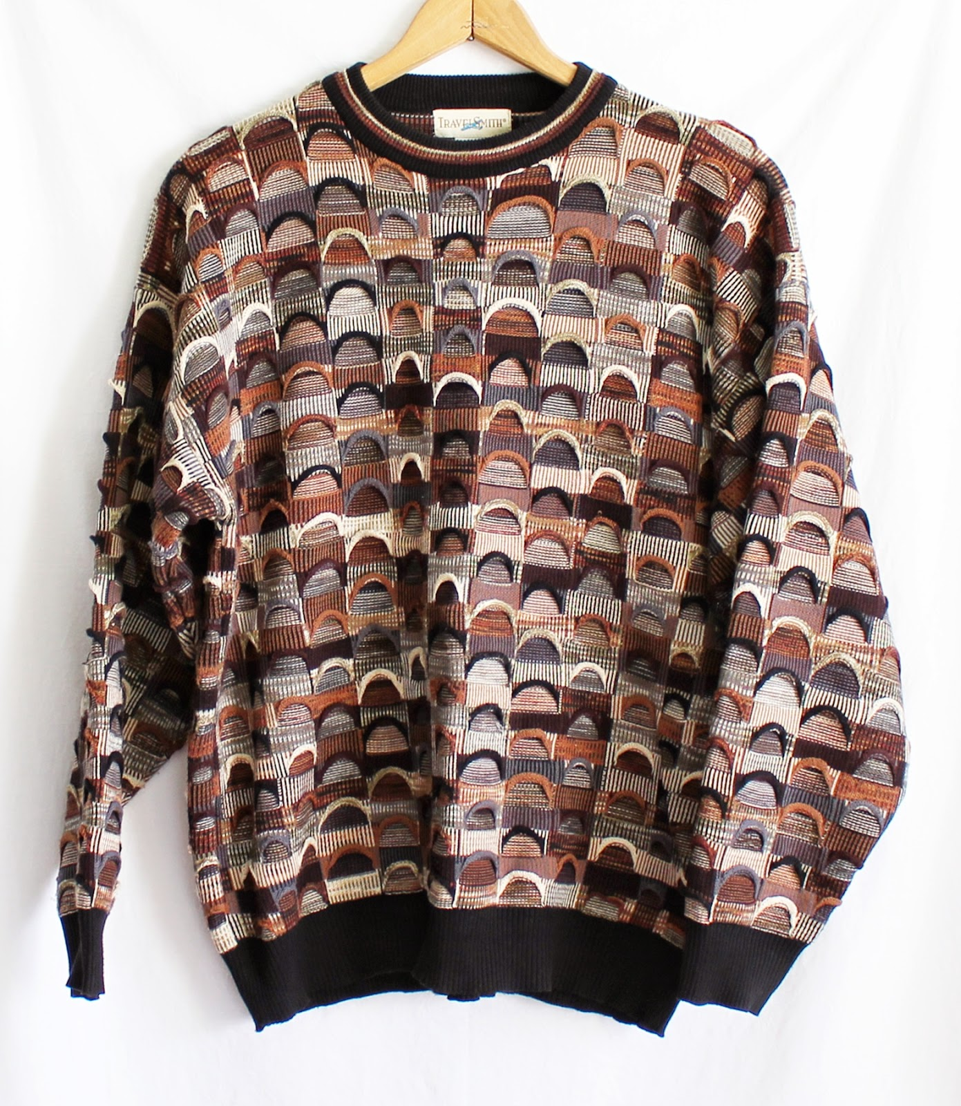 Third Hand Shoppe Bolo Bill Cosby Sweaters