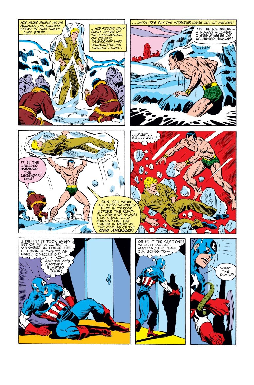 Captain America (1968) Issue #239 #154 - English 12