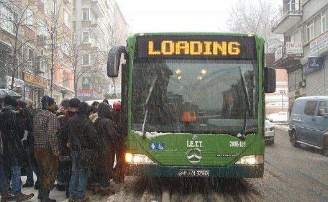 bus loading