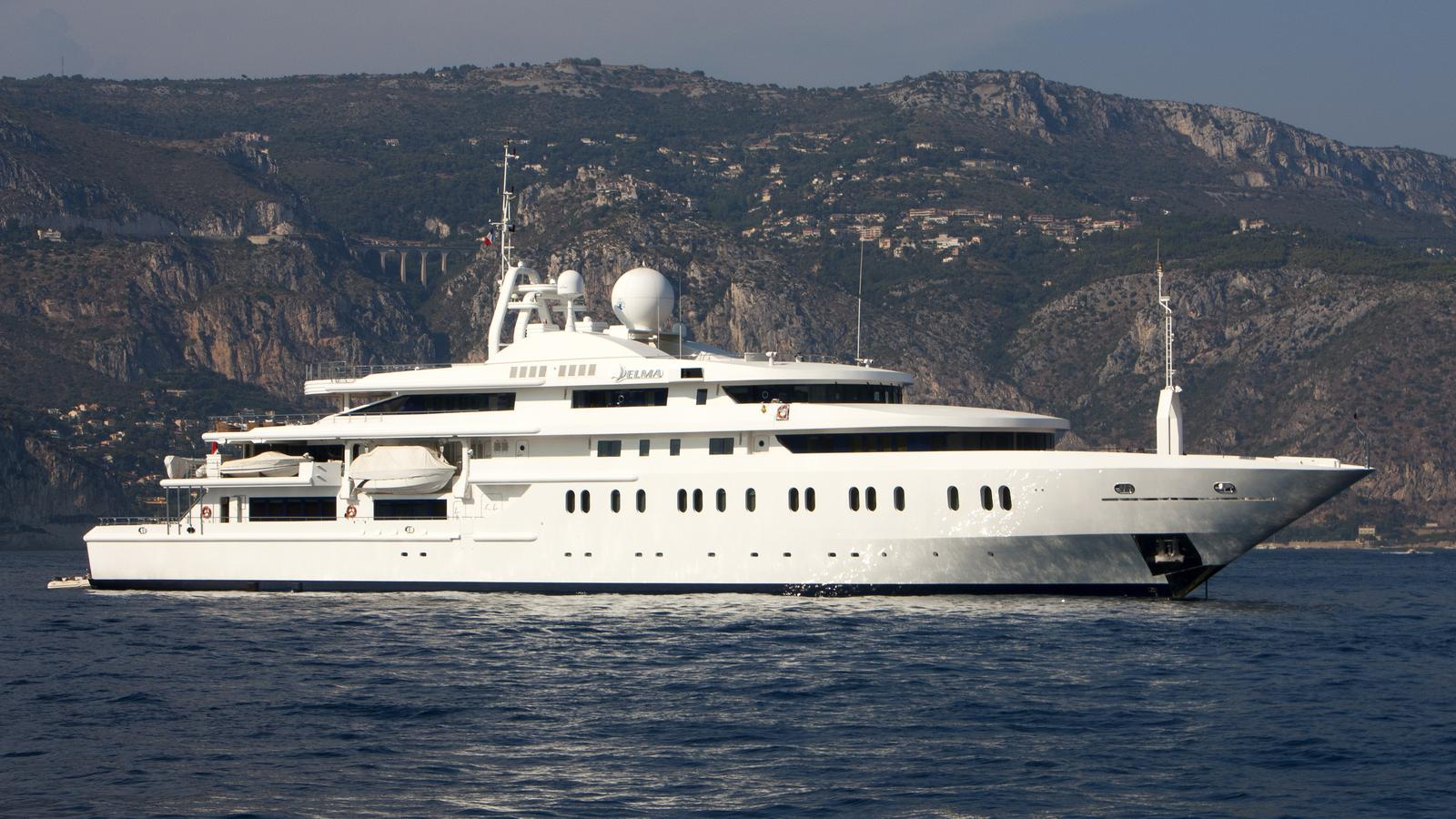 Superyacht QUEEN MIRI