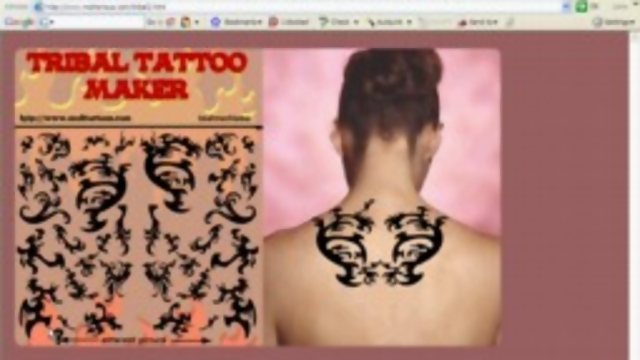 Tattoo Generator Free Images