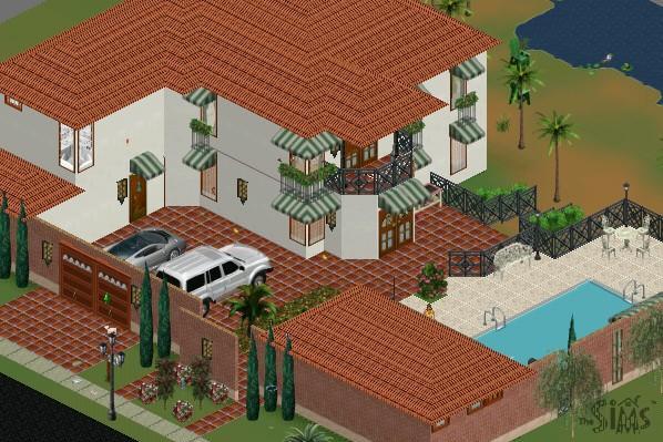 Casas Para Los Sims 1