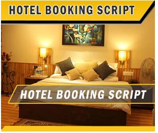 Hotel reservation script