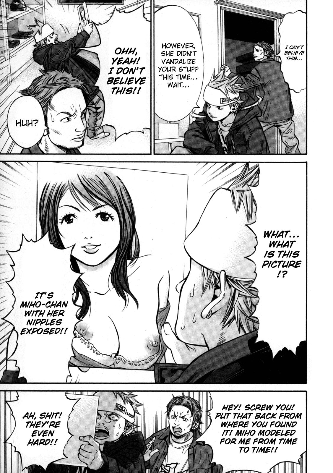 Saru Lock - Chapter 48