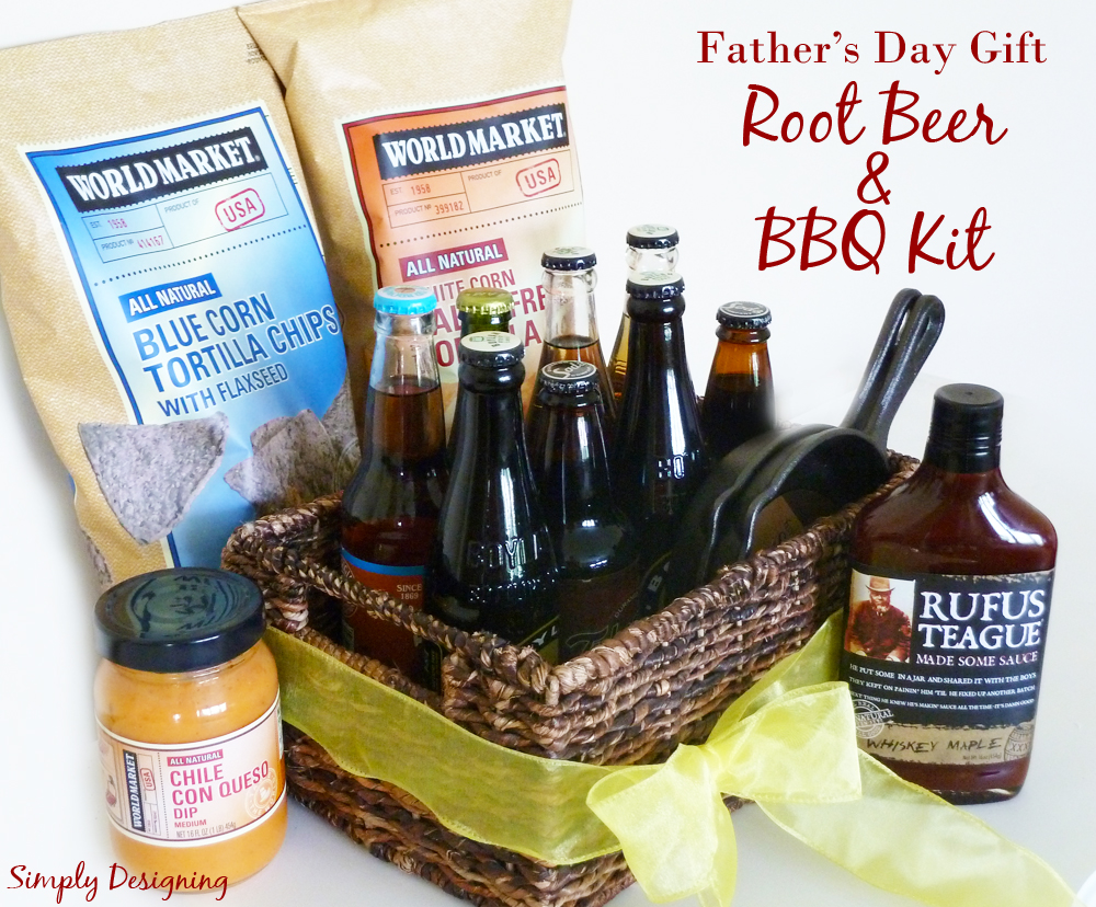 father s day rootbeer and bbq kit worldmarket ad