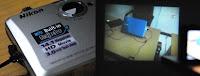 jual camera digital + mini projector